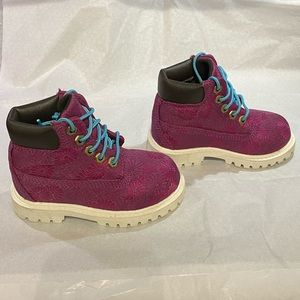 Size 11.5 Toddler Kids Timberlands like new!